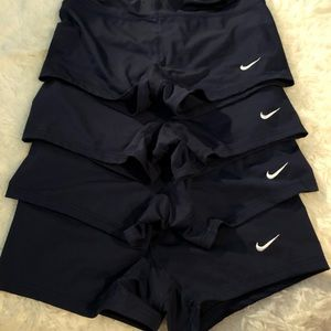 Navy NIKE Spandex BUNDLE
